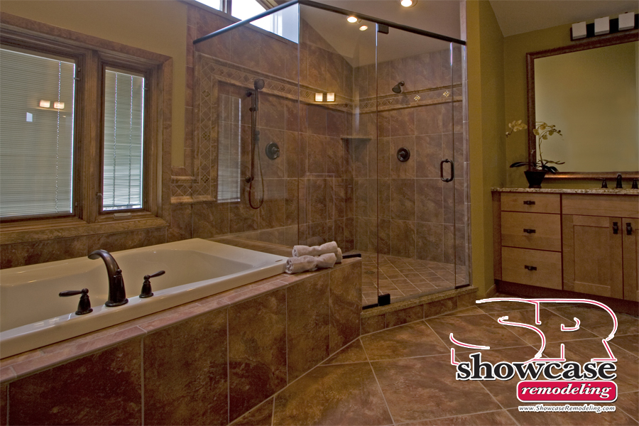 Cincinnati Bathroom Remodeling Remodelling bathroom remodels showcase remodeling northern kentucky/cincinnati