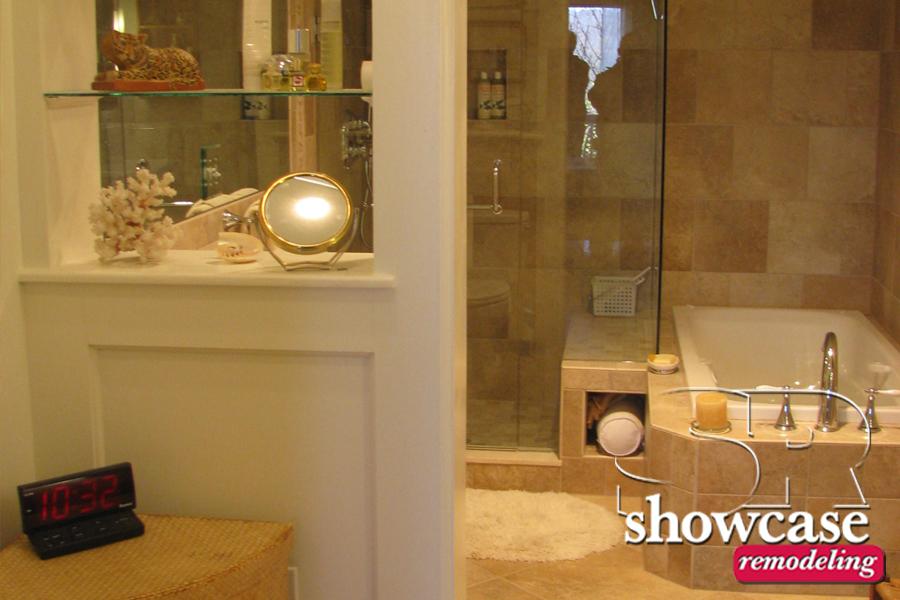 Bathroom Remodels Showcase Remodeling Northern Kentucky Cincinnati